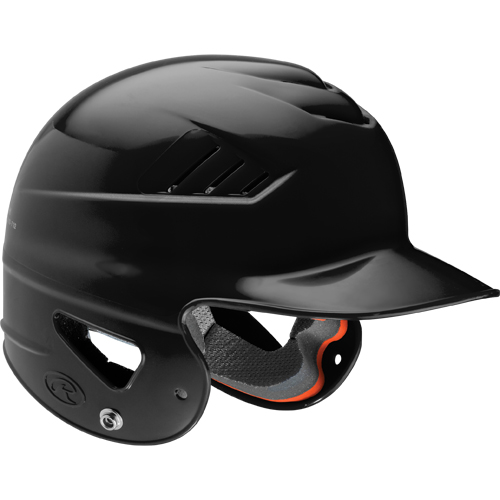 RAWLINGS CFBHN Coolflo Clear-Coat Batting Helmet